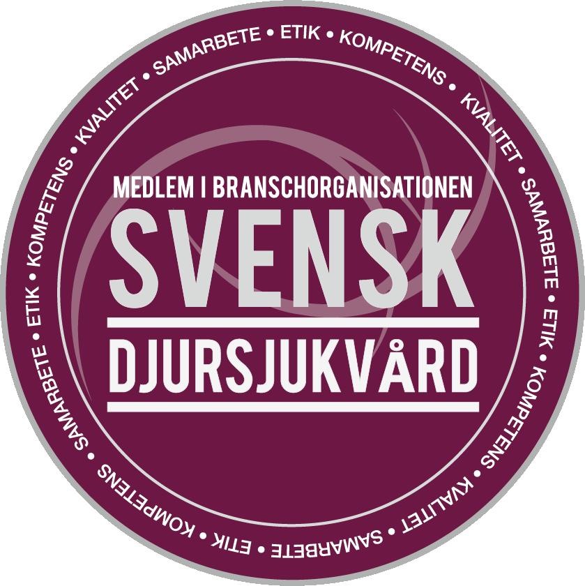 Svensk Djursjukvård logotyp